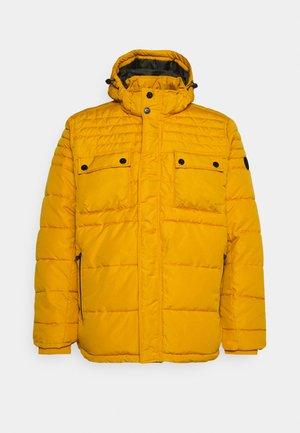 LANGARM - Zimní bunda - yellow