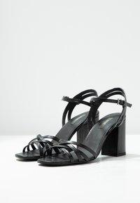 KIOMI Wide Fit - Sandals - black - 4