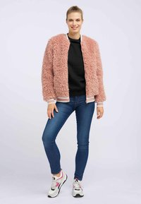taddy - BLOUSON - Bomber Jacket - light pink - 1