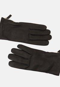 Royal RepubliQ - GROUND GLOVES TOUCH - Fingervantar - black - 1