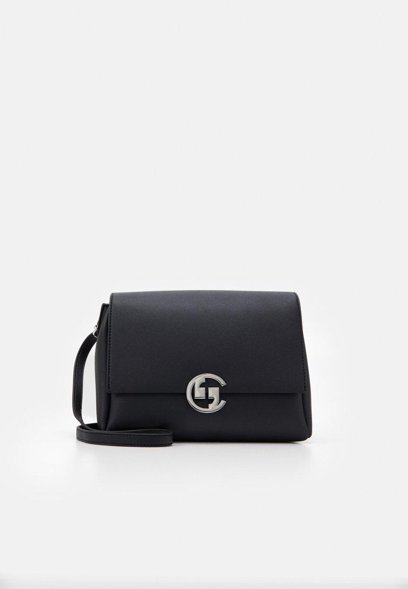 comma - HIDE AND SEEK SHOULDERBAG  - Across body bag - black