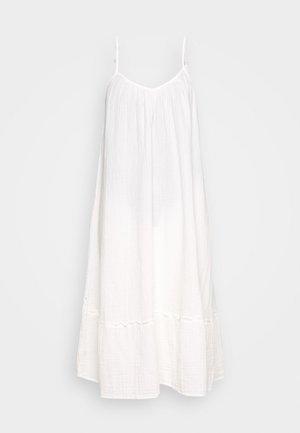 SUM GAUZE DRESS - Noční košile - dream milk