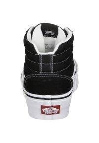 Vans - Skate shoes - black/true white - 3