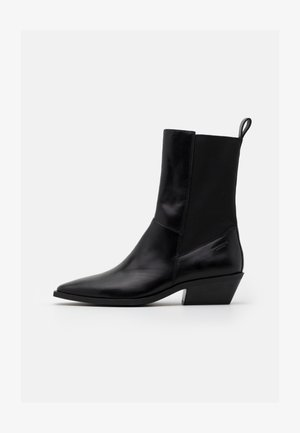 ALLY - Classic ankle boots - black