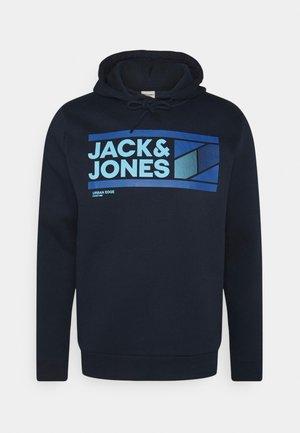 JCOSTAR HOOD - Sweatshirt - navy blazer
