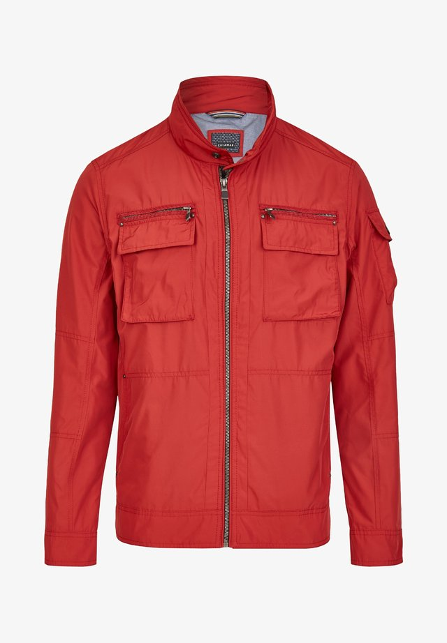 Outdoor jacket - rot