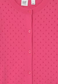 GAP - GIRL EASTER  - Cardigan - neon pink rose - 2