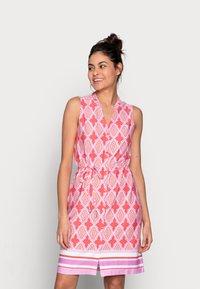 Esqualo - DRESS CABANA - Jerseykjoler - light pink - 0