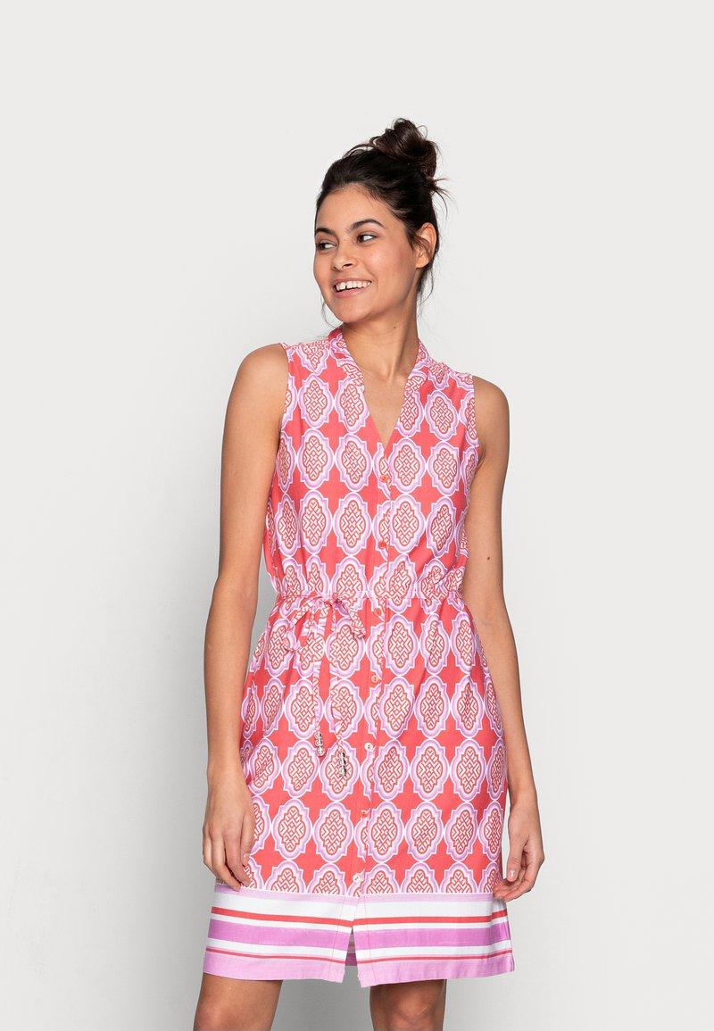 Esqualo - DRESS CABANA - Jerseykjoler - light pink