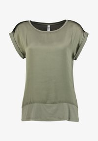Soyaconcept - SC-THILDE - Blouse - army - 3