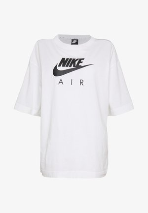 AIR - Print T-shirt - white