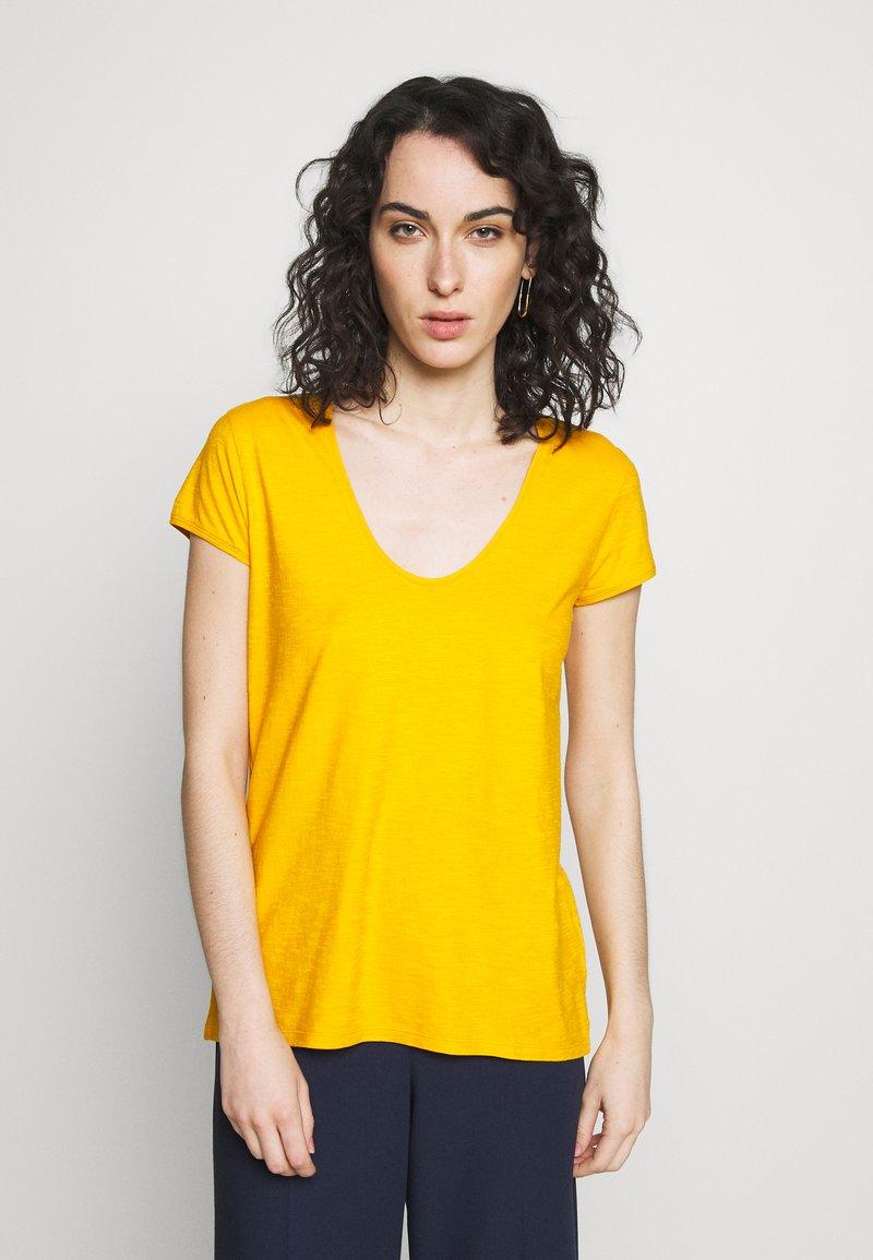 DRYKORN - AVIVI - T-shirt basic - yellow