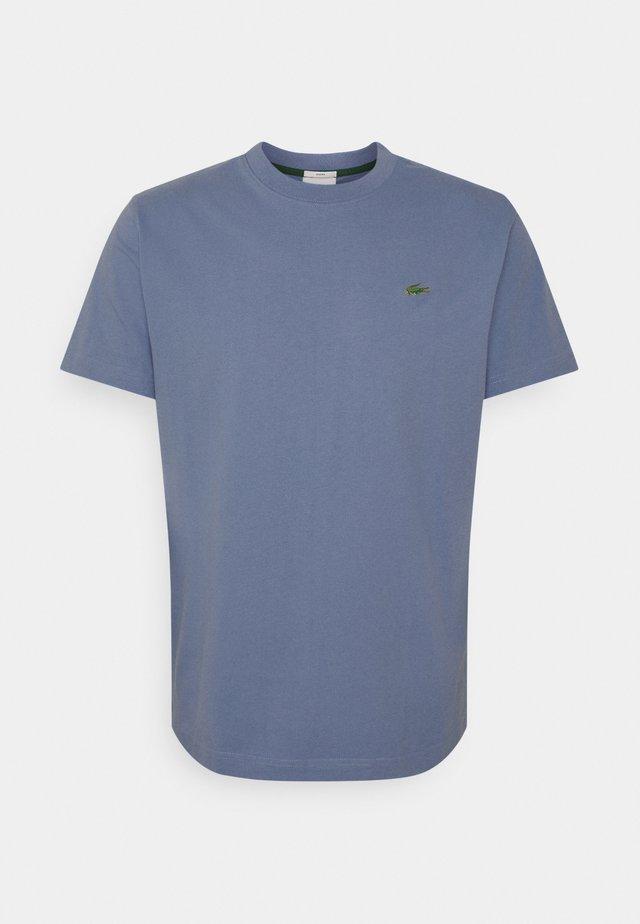 UNISEX - T-shirt basic - turquin blue