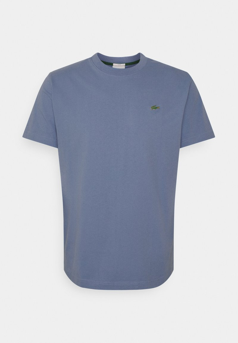 Lacoste LIVE - UNISEX - Jednoduché triko - turquin blue