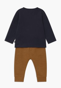 Staccato - SET - Broek - dark blue/beige - 1