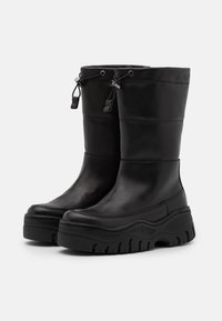 Zign - Winter boots - black - 1