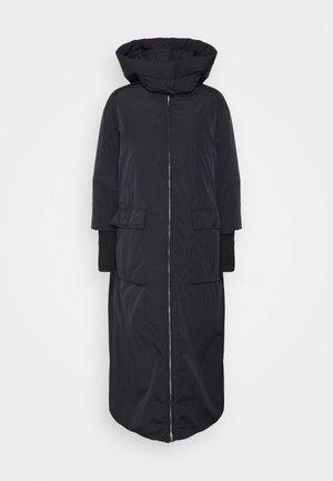 BLACKYARN TAFFETA - Klasický kabát - black