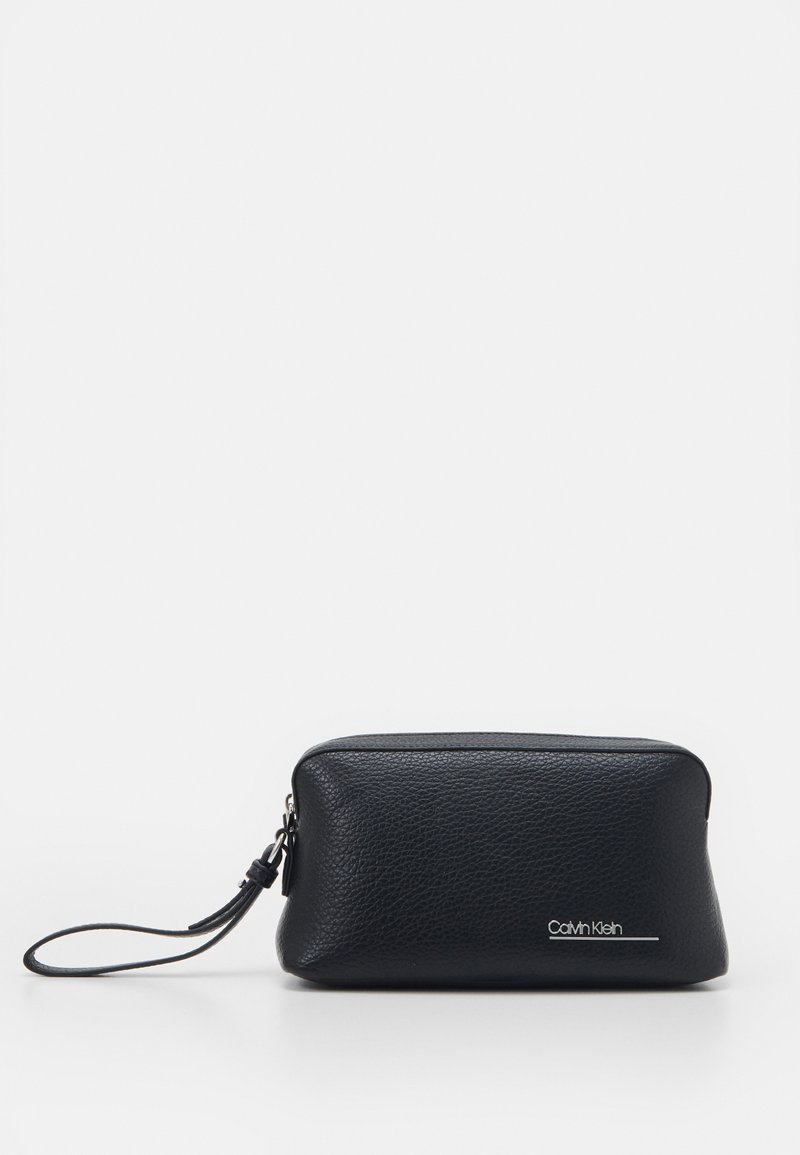 Calvin Klein - WASHBAG - Wash bag - black