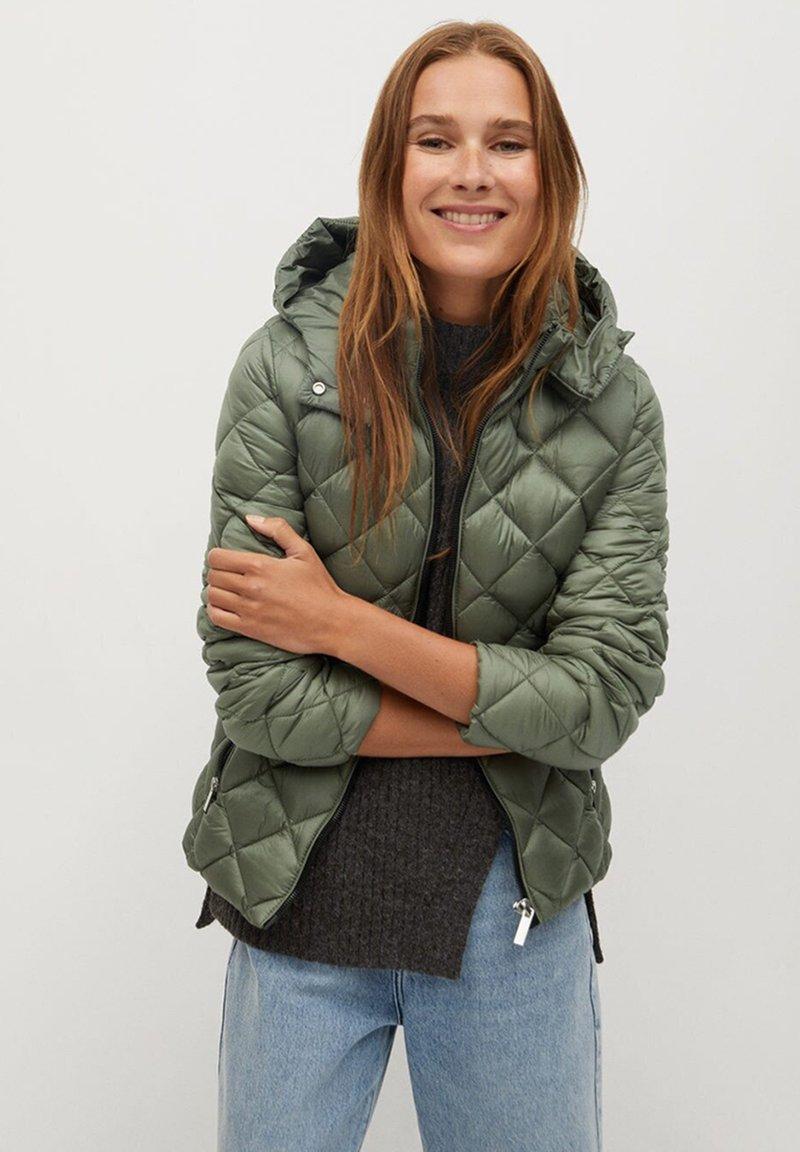 Mango - BLANDIN - Winter jacket - grün