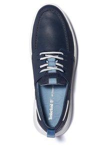 Timberland - BRADSTREET ULTRA BOAT - Boat shoes - black iris - 1