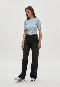 Minus - JOHANNA  - T-shirt basic - powder blue - 1