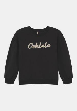 GIRLS OOHLALA - Sweatshirt - schwarz reactive
