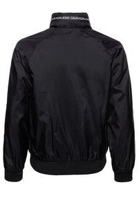 Calvin Klein Jeans - ESSENTIAL  - Übergangsjacke - black - 2