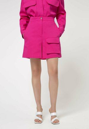 HAJESA - Shorts - pink