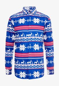 OppoSuits - THE RUDOLPH TAILORED FIT - Shirt - blue - 3