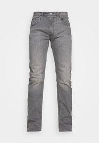DAREN ZIP FLY - Straight leg jeans - light crosby
