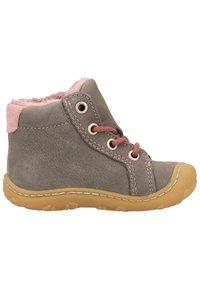 Pepino - Baby shoes - graphit/blush 452 - 6