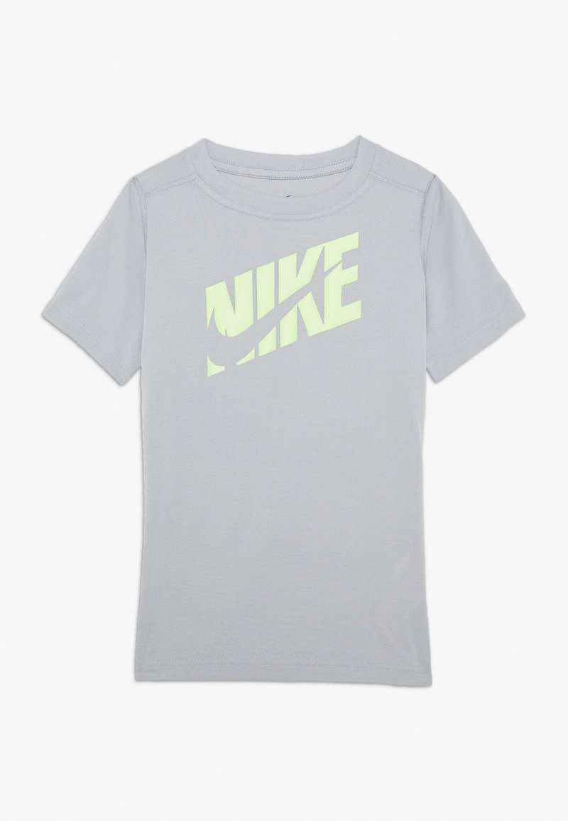 Nike Performance - Print T-shirt - light smoke grey/ghost green