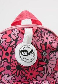Zip and Zoe - MINI BACKPACK - Reppu - floral pink - 6