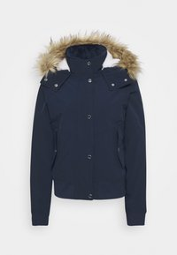 Hollister Co. - ALL WEATHER - Winter jacket - navy - 6