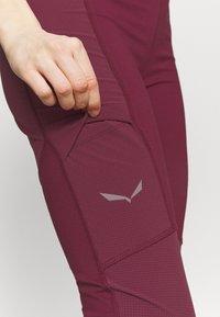 Salewa - ALPINE - Legging - rhodo red - 3