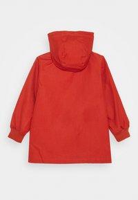 Mini Rodini - PICO JACKET - Waterproof jacket - red - 1