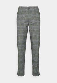Scotch & Soda - MOTT CLASSIC DYED - Trousers - grey - 0