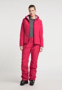 PYUA - Trousers - jalapeno red - 1