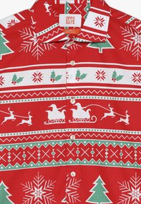 OppoSuits - WINTER WONDERLAND - Shirt - red