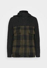 Belstaff - HIKE JACKET - Light jacket - salvia/black - 5