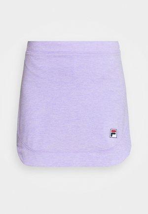 SKORT JULIA - Sports skirt - purple melange