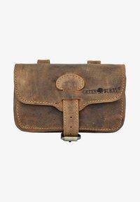 Greenburry - VINTAGE MILITARY  - Bum bag - save brown - 0