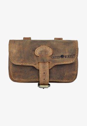 VINTAGE MILITARY  - Bum bag - save brown