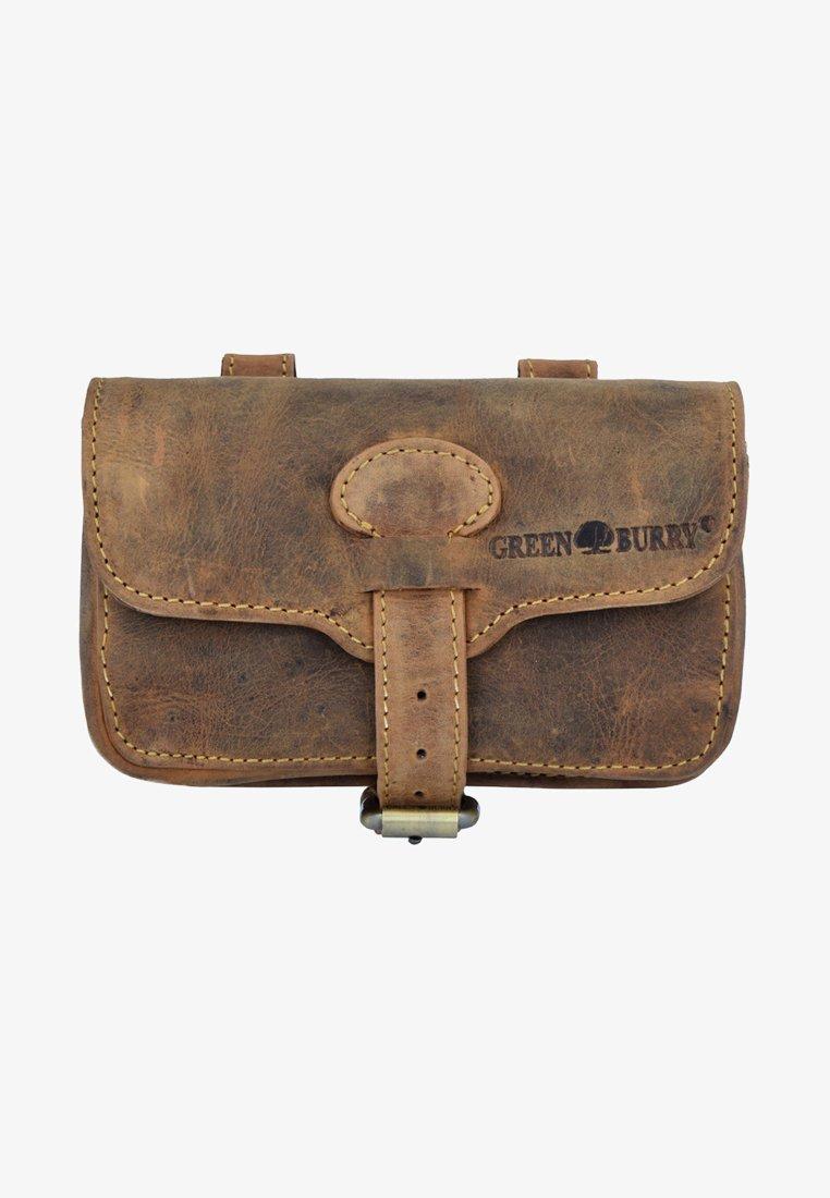 Greenburry - VINTAGE MILITARY  - Bum bag - save brown