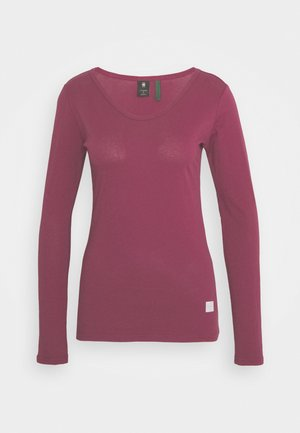 CORE EYBEN SLIM U LONG SLEEVE - Topper langermet - finch