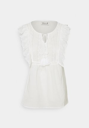 LADIES TOP - Blouse - white