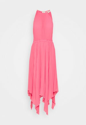 HALTER CHAIN - Juhlamekko - blush pink