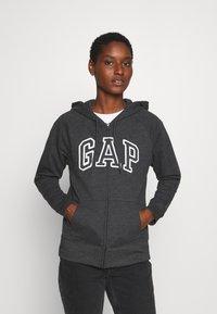 GAP - FASH - Hettejakke - grey - 0