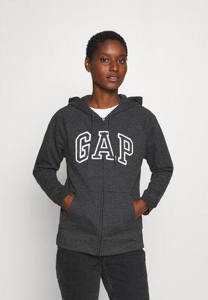 FASH - Mikina na zip - grey