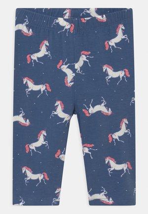 TODDLER GIRL SUMMER CROP - Shorts - blue